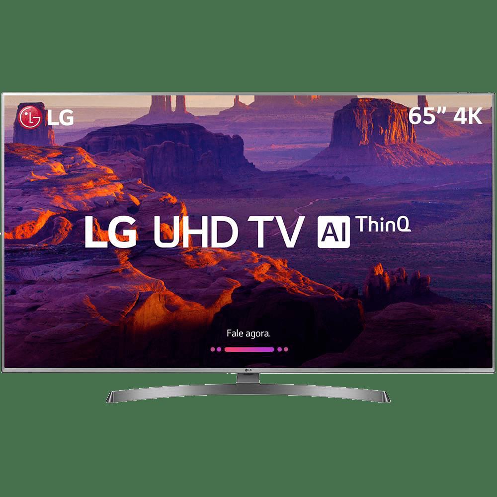 08cc9b7a780 ... Ultra HD 4k com Conversor Digital 4 HDMI 2 USB Wi-Fi Webos 4.0 Dts  Virtual X 60Hz Inteligencia Artificial – Prata