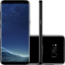 Smartphone Samsung Galaxy S8 Dual Chip Android 7.0 Tela 5.8″ Octa-Core 2.3GHz 64GB 4G Câmera 12MP – Preto
