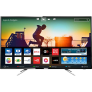 Smart TV LED 43″ Philips 43PUG6102/78 Ultra HD 4k com Conversor Digital 4 HDMI 2 USB Wi-Fi 60hz Preta
