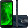 Smartphone Motorola Moto G6 32GB Dual Chip Android Oreo – 8.0 Tela 5.7″ Octa-Core 1.8 GHz 4G Câmera 12 + 5MP (Dual Traseira) – Índigo