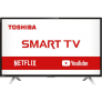 Smart TV LED 32″ Semp Toshiba TCL 32L2800 HD com Conversor Integrado 3 HDMI 2 USB Wi-Fi 60Hz – Preta