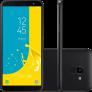 Smartphone Samsung Galaxy J6 32GB Dual Chip Android 8.0 Tela 5.6″ Octa-Core 1.6GHz 4G Câmera 13MP com TV – Preto