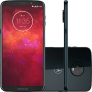 Smartphone Motorola Moto Z3 Play Dual Chip Android Oreo – 8.0 Tela 6″ Octa-Core 1.8 GHz 64GB 4G Câmera 12 + 5MP (Dual Traseira) – Índigo