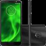 Smartphone Motorola Moto G6 64GB Dual Chip Android Oreo – 8.0 Tela 5.7″ Octa-Core 1.8 GHz 4G Câmera 12 + 5MP (Dual Traseira) – Preto