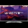 Smart TV LED LG 55″ 55UK6530 Ultra HD 4k com Conversor Digital 4 HDMI 2 USB Wi-Fi Dts Virtual X Sound Sync 60Hz Inteligencia Artificial – Prata