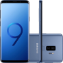 Smartphone Samsung Galaxy S9+ Dual Chip Android 8.0 Tela 6.2″ Octa-Core 2.8GHz 128GB 4G Câmera 12MP Dual Cam – Azul