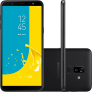 Smartphone Samsung Galaxy J8 64GB Dual Chip Android 8.0 Tela 6″ Octa-Core 1.8GHz 4G Câmera 16MP F1.7 + 5MP F1.9 (Dual Cam) – Preto