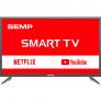 Smart TV LED 39″ Semp L39S3900FS Full HD com Conversor Digital 2 HDMI 1 USB Wi-Fi Closed Caption – Grafite