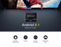 TV Box Alfawise A8 Android 8.1 2GB RAM + 16GB ROM 4K H.265