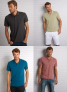 Polo Simple Basic JOHN JOHN DENIN – Várias cores