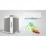 Ar condicionado split 9000 btus Consul frio maxi refrigeração e maxi economia – CBN09CBBCJ – 220V