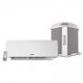 Ar condicionado split 12000 BTUs/h Consul frio com display discreto e unidade externa compacta – Outlet – 220V