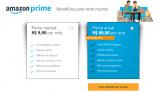 Teste o Amazon Prime por 30 dias totalmente grátis!