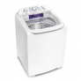 Lavadora Turbo Electrolux Branca com Capacidade Premium e Cesto Inox (LPR17)