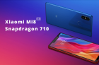 Smartphone Xiaomi Mi8 SE Tela 5.88″ 4G LTE Snapdragon 710 6GB 64GB Câmera Traseira Dupla 12MP + 5MP Frontal 20MP Infrared Type-C Face ID Fast Charge Android