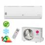 Ar Condicionado Split Hi Wall LG DUAL Inverter 12000 BTUs Frio 220V – S4-Q12JA3WC