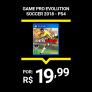Game Pro Evolution Soccer 2018 – PS4