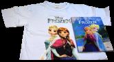 Frozen – Livro + Camiseta