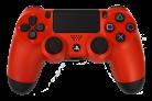 Controle Dualshock Vermelho – PS4