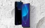 Smartphone Vivo NEX 6GB RAM 128GB ROM Câmera Traseira Dupla 12MP + 5MP Frontal 8MP Leitor Biométrico na Tela Snapdragon 710 4G Android