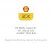 Desconto de R$ 20,00 em postos que aceitam Shell Box