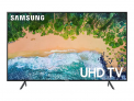 "Smart TV LED 49"" Ultra HD 4K Samsung NU7100 HDMI USB Wi-Fi Integrado Conversor Digital"
