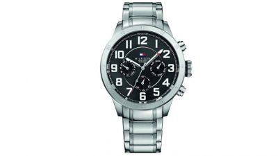 19a6296716d2d Relógio Tommy Hilfiger Masculino Aço – 1791054 – TO00002443 – De R  650
