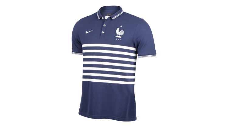 Camisa Polo Nike League França FFF Authentic - Ofertas 24 Horas ... 68a1ef3d07cb5