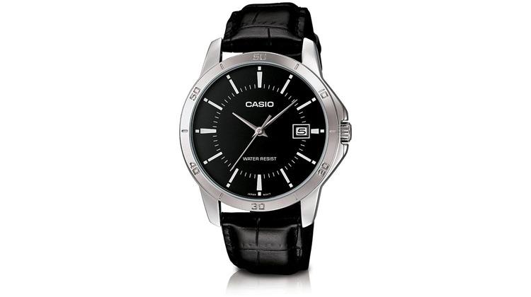 d4f5b5cfaff40 Relógio Masculino MTP-V004L-1AUDF Casio Collection - Ofertas 24 Horas -  Cupom de Desconto + Ofertas 24 horas por dia!