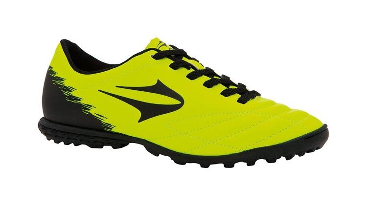 ... Chuteira Society Topper Futebol Slick II Neon e Preto. IR PARA A LOJA  (COMPRAR) · Esportes 5747fec3e84ee