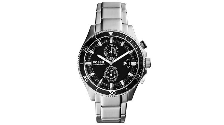 2d00f49680b66 Relógio Masculino Fossil Analógico Casual CH29351PN - Ofertas 24 ...