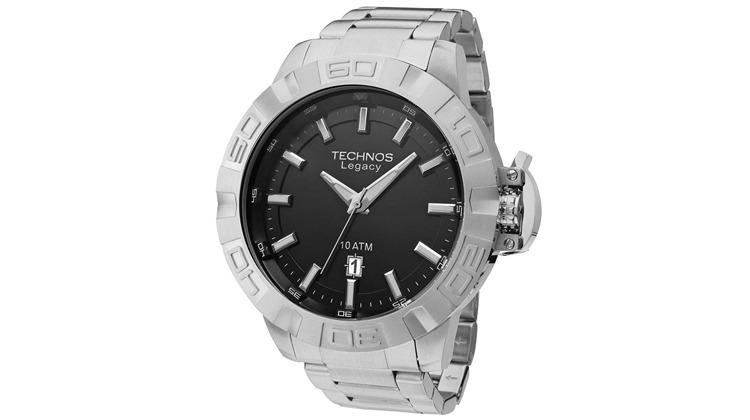 b766682560d67 Relógio Masculino Technos Analógico Casual 2415bz 1p - Ofertas 24 ...