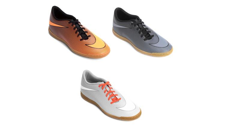 b3b4843f67d52 Chuteira Nike Bravata 2 IC Futsal - Ofertas 24 Horas - Cupom de Desconto +  Ofertas 24 horas por dia!