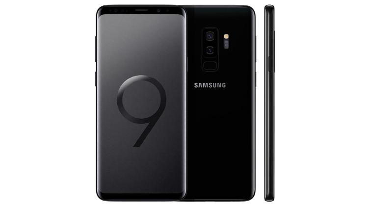 4d3541e4d Smartphone Samsung Galaxy S9 Plus Preto 128GB